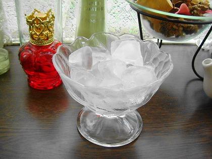 氷マッサージ
