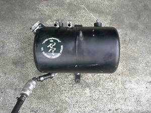 バレル型オイルタンク