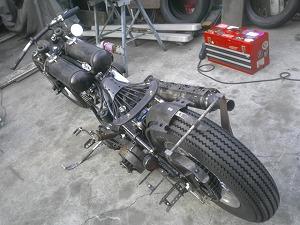 Rat Junk Rod