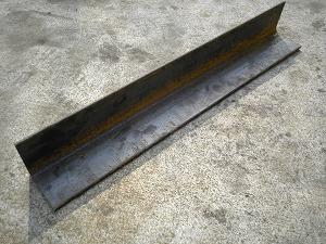 建設鋼材用アングル