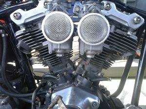 ゼロショベエンジン画像