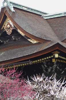 京都北野天満宮