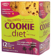ハリウッドダイエットクッキー