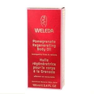 ヴェレダ ざくろボディオイル♪《Weleda Pomegranate body oil》オーガニック