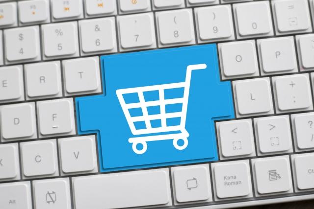 インターネットショッピングの写真