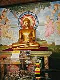 スリランカの仏像