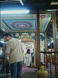 スリランカの仏教寺院