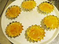 卵黄を塗る
