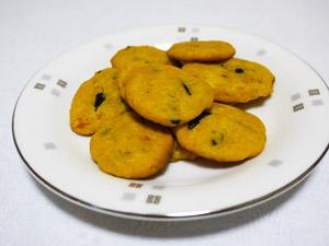低カロリー 南瓜クッキー