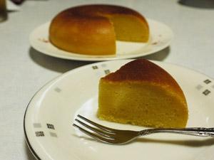 炊飯器で チーズケーキ