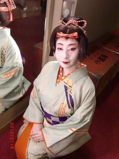 お国歌舞伎