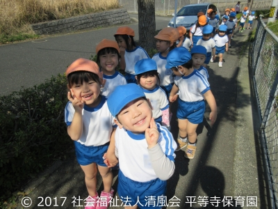 20170418 入園進級後の各クラスの様子