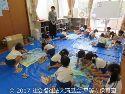 2017/04/21 絵画教室