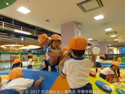 2017/07/13 お泊り保育