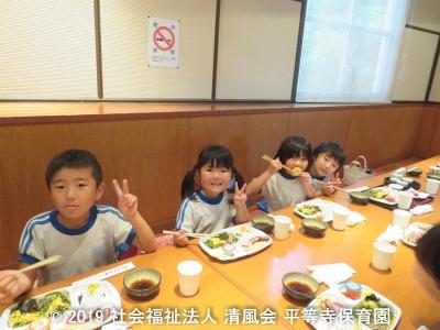 2019/07/12 お泊り保育
