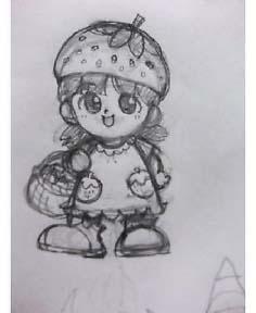 イチゴちゃん妹