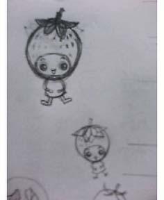 イチゴちゃんアニメーション