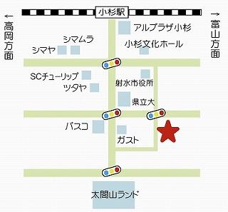 ほの香map