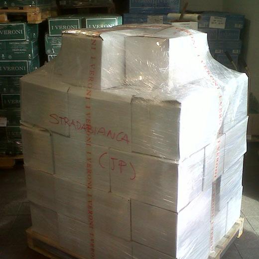 もうすぐ今年のオリーブオイルが到着します!