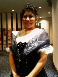 ルチアの侍女・アリーザ2