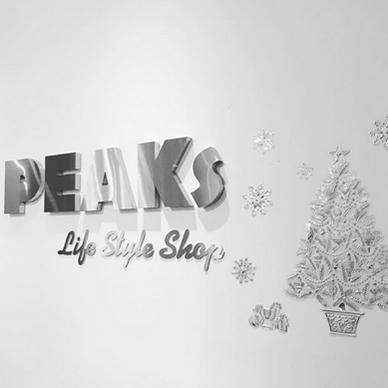 peaks cafe&shop
