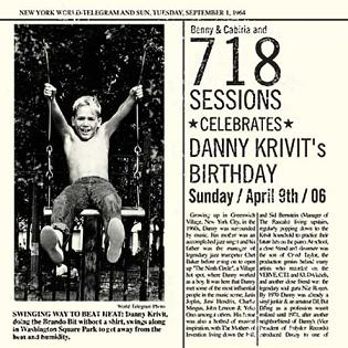 718 sessions Danny Krivit's Birthday Bash!