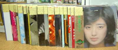 7月14日出品のレコードたち