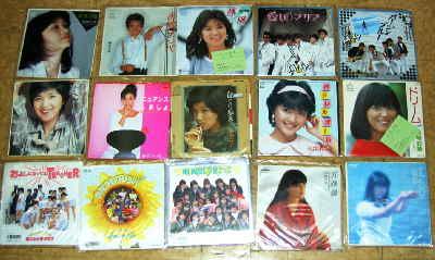 9月27日出品のレコードたち1