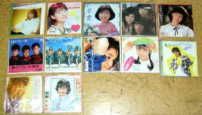9月27日出品のレコードたち2