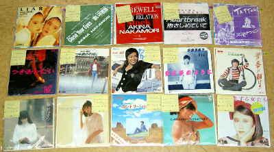 10月1日出品のレコードたち1