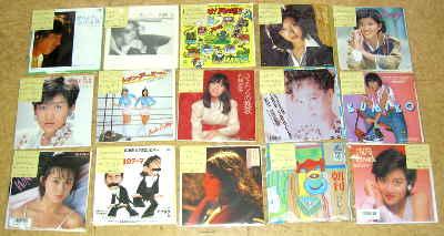 10月1日出品のレコードたち2
