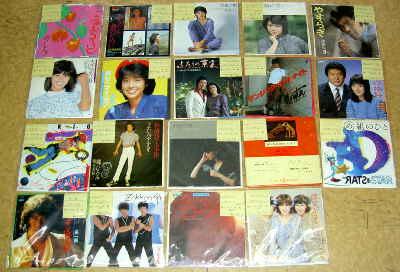 10月1日出品のレコードたち3