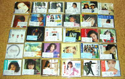10月17日出品のCDたち