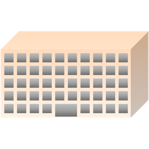 ビル素材003c