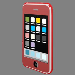 IT素材携帯電話001c