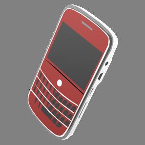 IT素材携帯電話003c