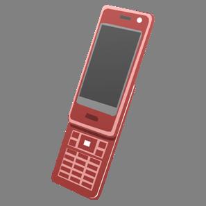 IT素材携帯電話004c