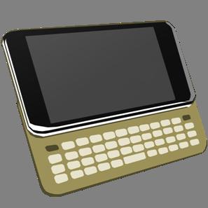 IT素材携帯電話005b