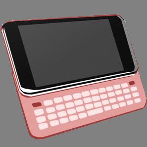 IT素材携帯電話005c