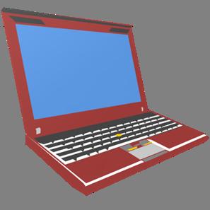 IT素材パソコン001c