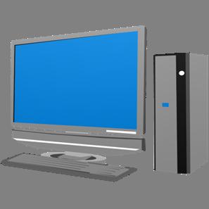 IT素材パソコン003a