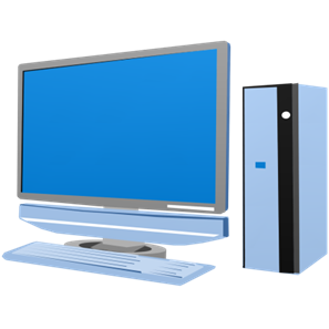 IT素材パソコン003b