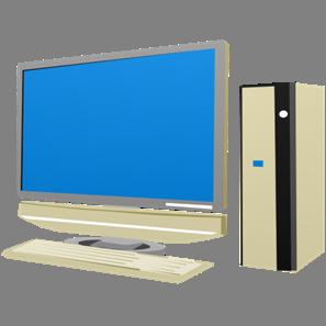 IT素材パソコン003c