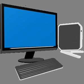 IT素材パソコン004a