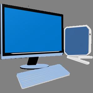 IT素材パソコン004b