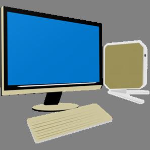 IT素材パソコン004c