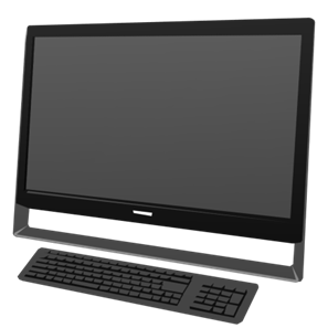 IT素材パソコン005a