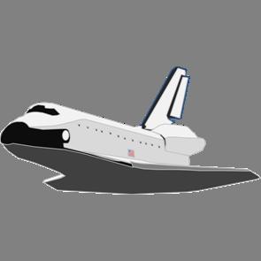 乗り物素材飛行機010