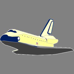 乗り物素材飛行機012