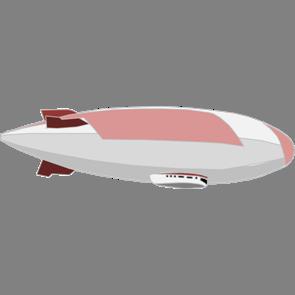 乗り物素材飛行機016